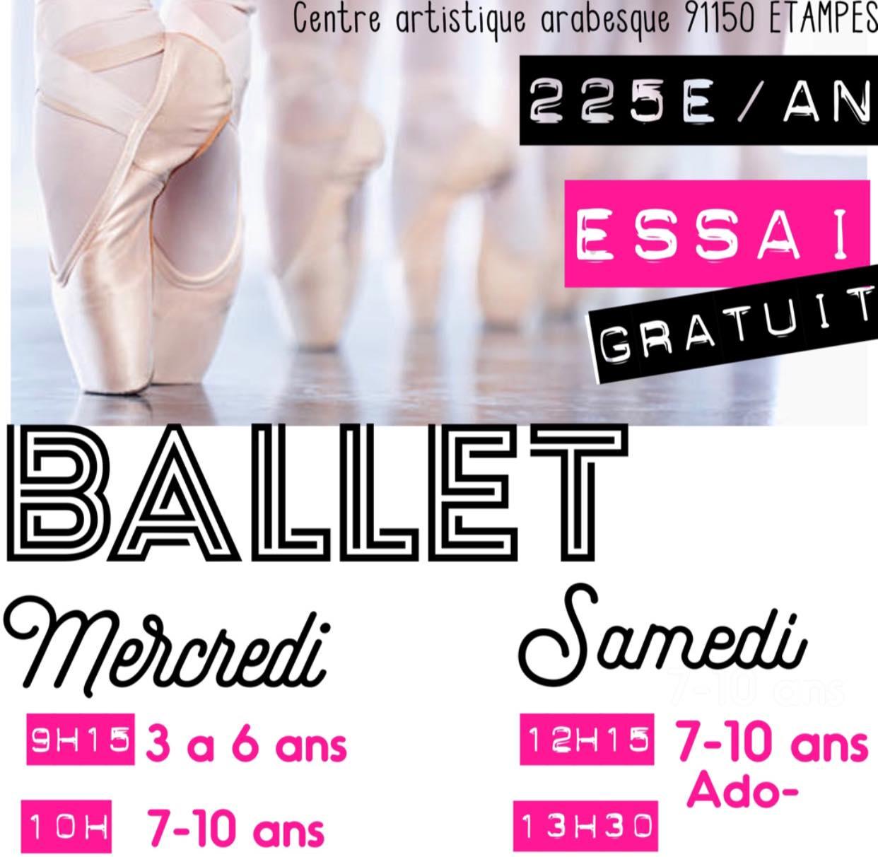 essai ballet danse etampes
