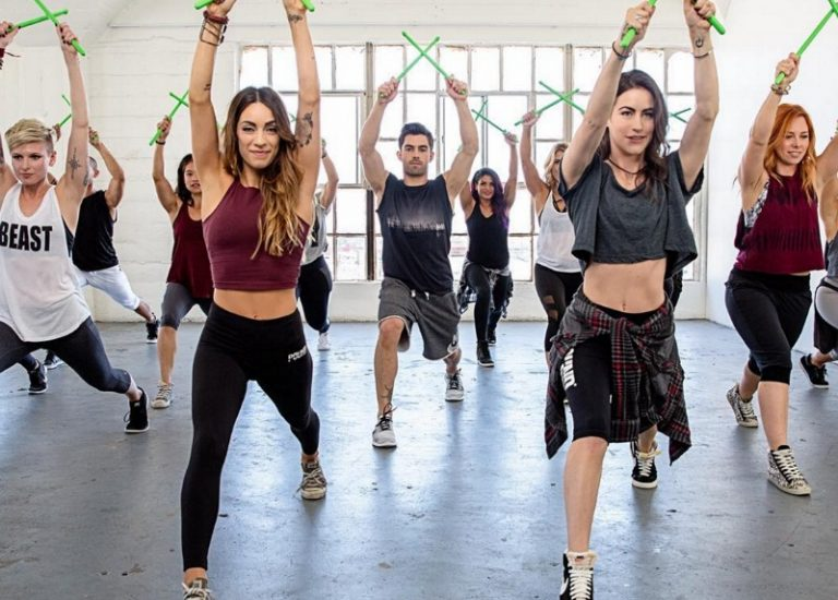 cours fitness pound
